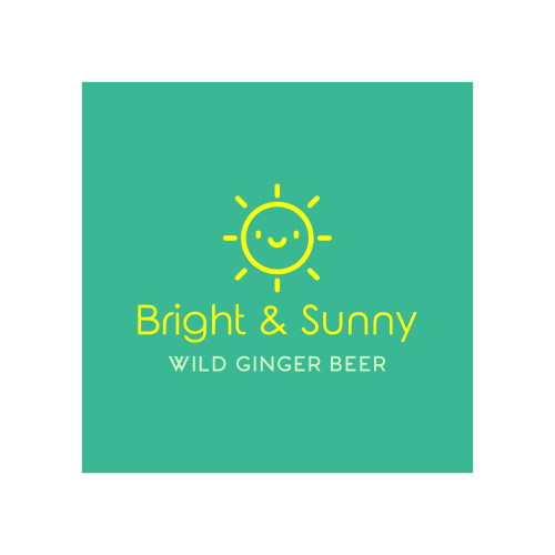 Bright and Sunny Ginger Beer